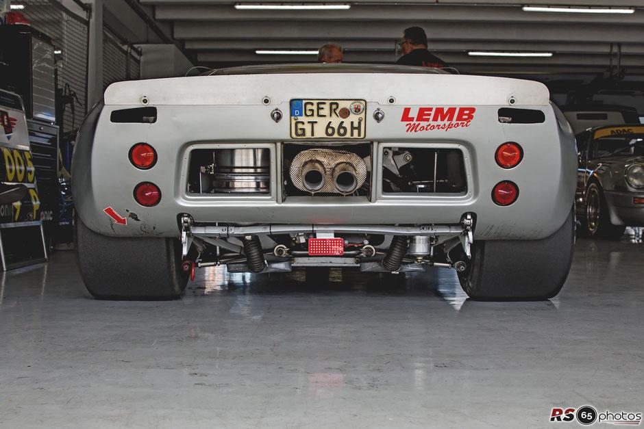 Ford GT40 - Hockenheimring