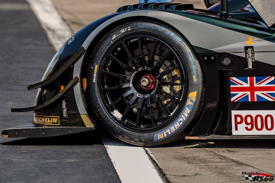 Bentley Speed 8 - Endurance Racing Legends - Monza Historic 2019