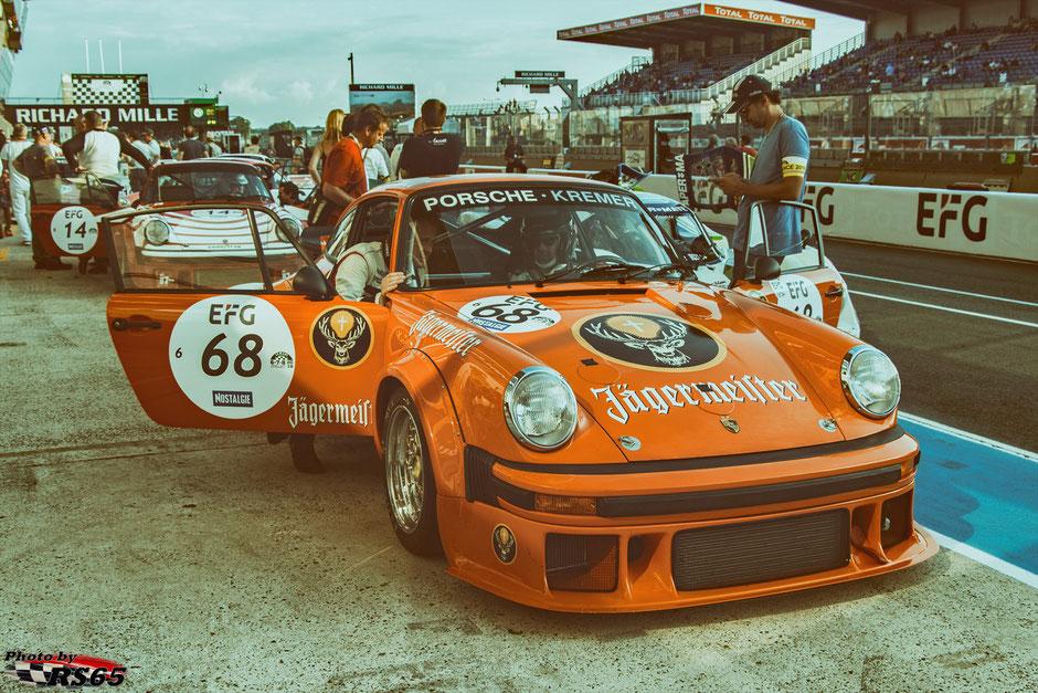 Porsche 934 - Le Mans Classic 2018