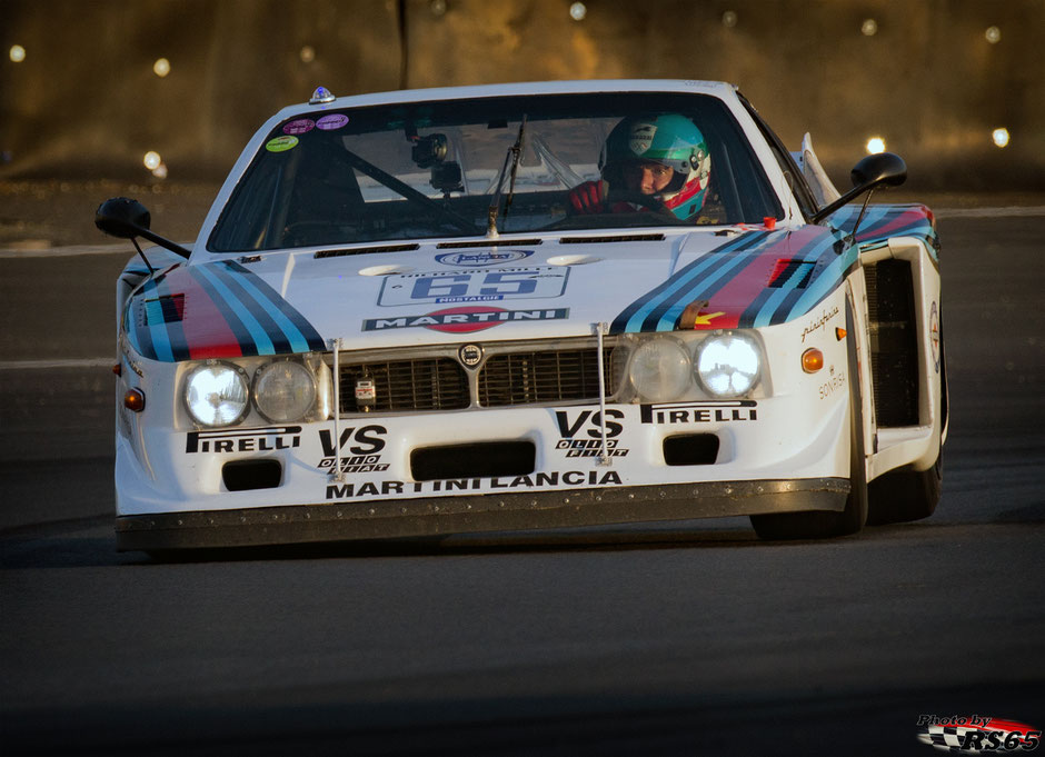 Lancia Beta Gr.V - Le Mans Classic 2018