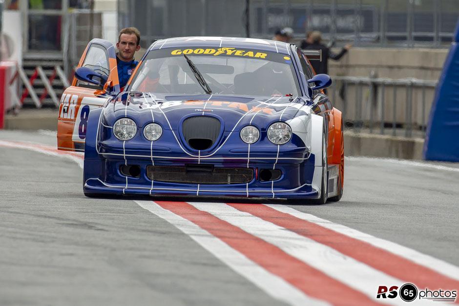 Jaguar V 8 STAR - Matteo Ferrer - Histo Cup - Bosch Race - Salzburgring 2021