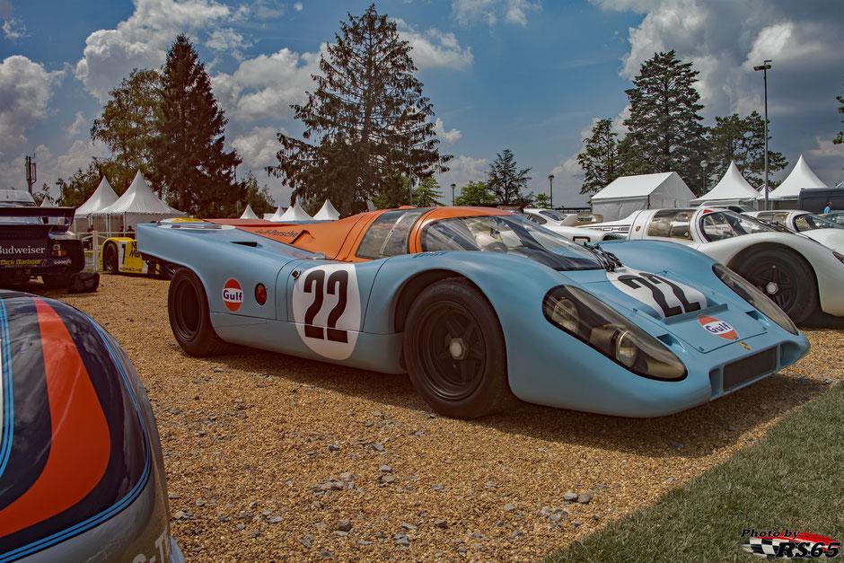 Porsche 917 - Le Mans Classic 2018