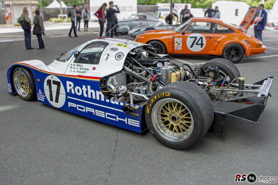 Porsche 962 C Coupé Le Mans - Porsche Museum