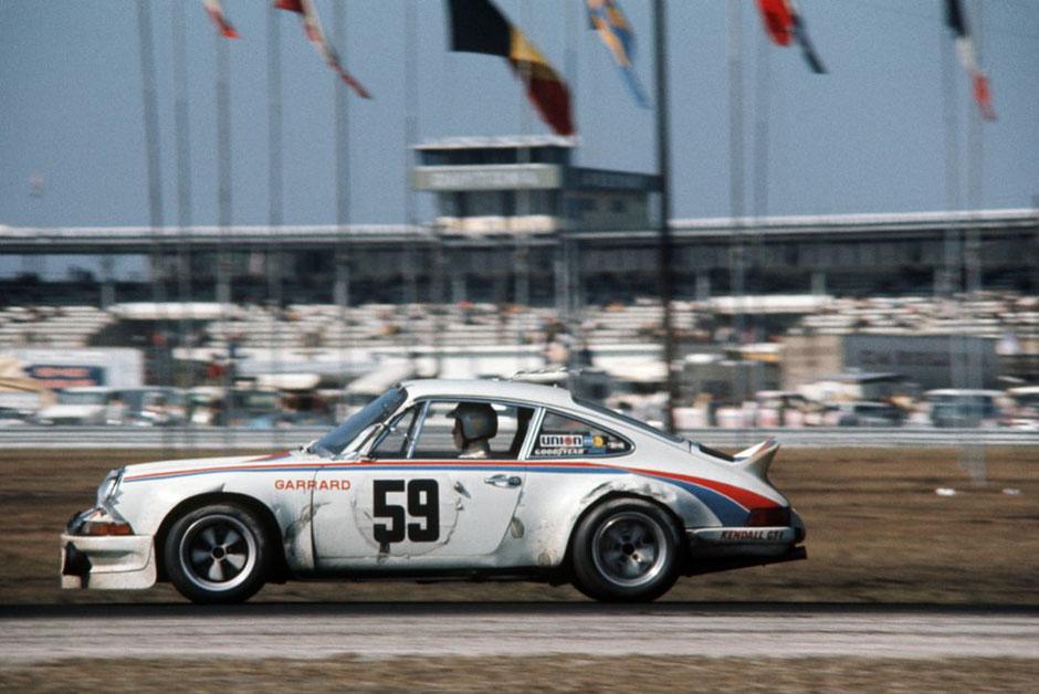 911 Carrera RSR - Daytona 1973