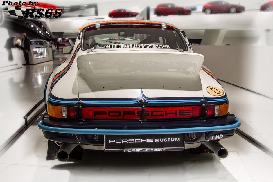 Porsche 911 SC Safari