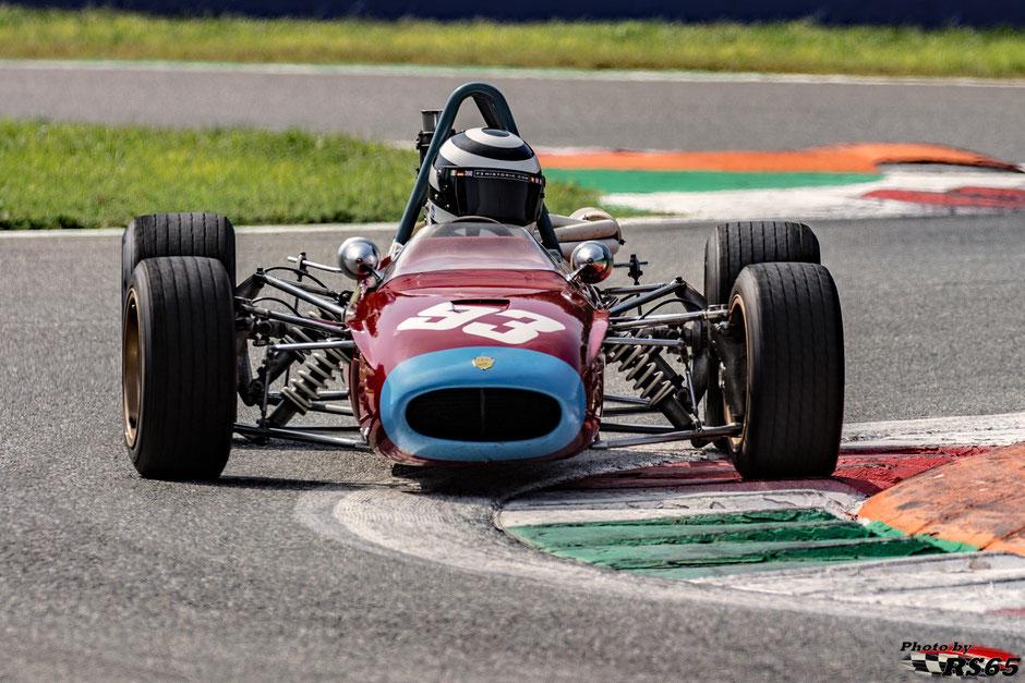 Tecno A 69 - Coppa Geki Russo - Monza Historic 2019