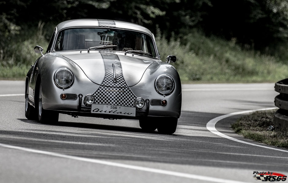 Porsche 356 - Solitude Revival 2019