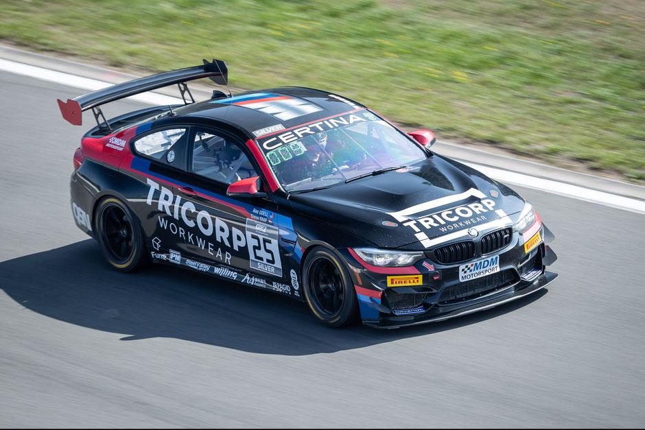 GT4 European Series, BMW M4 GT4, MDM Motorsport