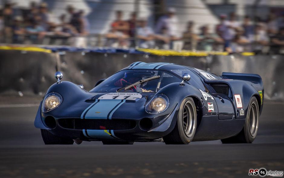 Lola T70 Mk III B - Le Mans Classic 2018