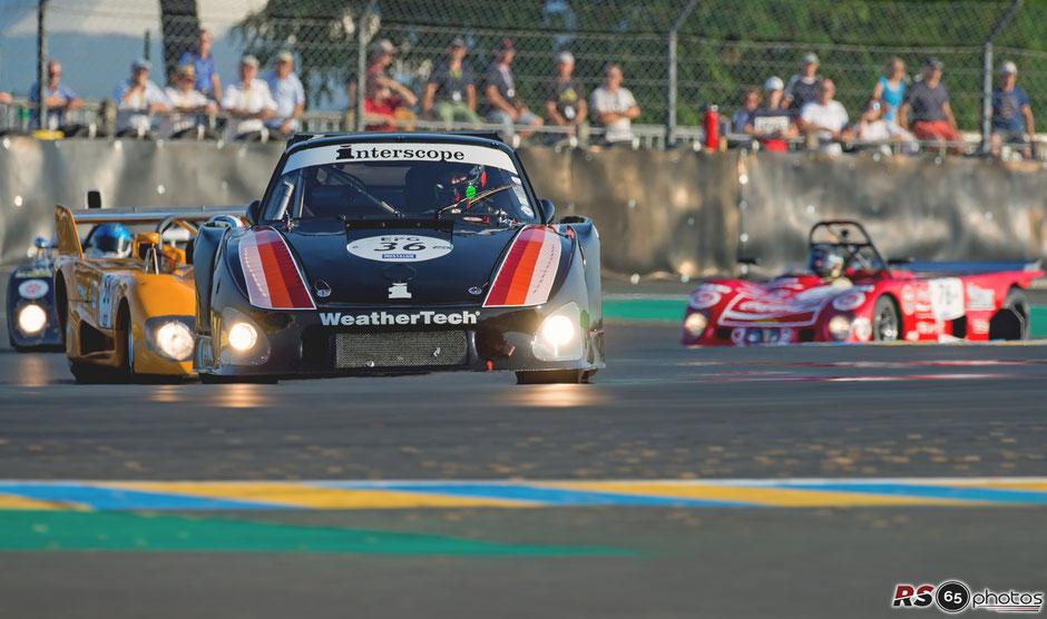 Porsche 935 - Le Mans Classic 2018