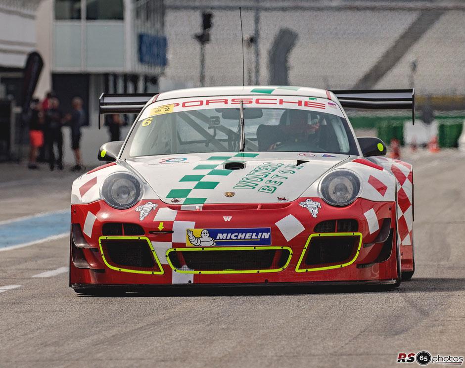 Porsche 997 GT3 R - Heinz-Bert Wolters - Hockenheimring 2020