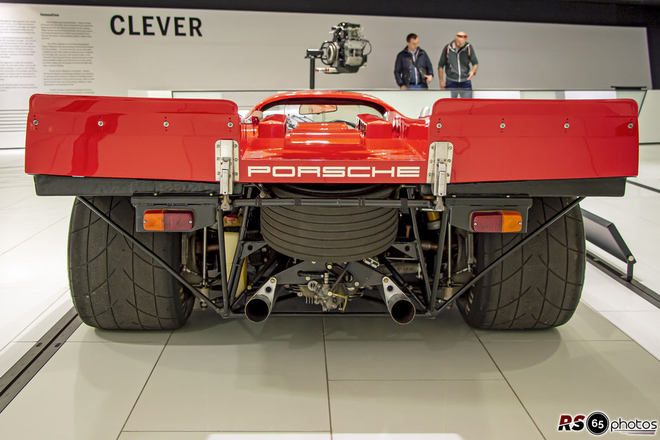 Porsche 917 #23 - Porsche Museum