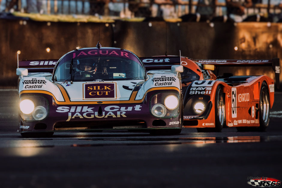 Jaguar XJR-9 / Le Mans Classic 2018