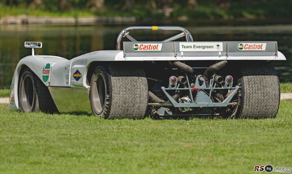 McLaren M8C Cosworth - Chantilly Arts & Elegance Richard Mille 2019