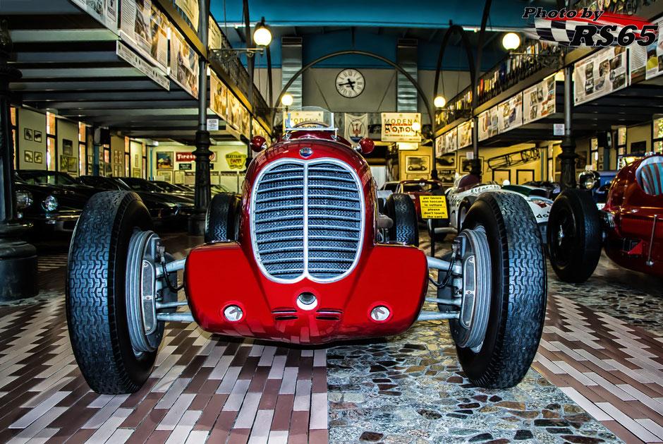 Maserati 6 CM Umberto Panini Museum