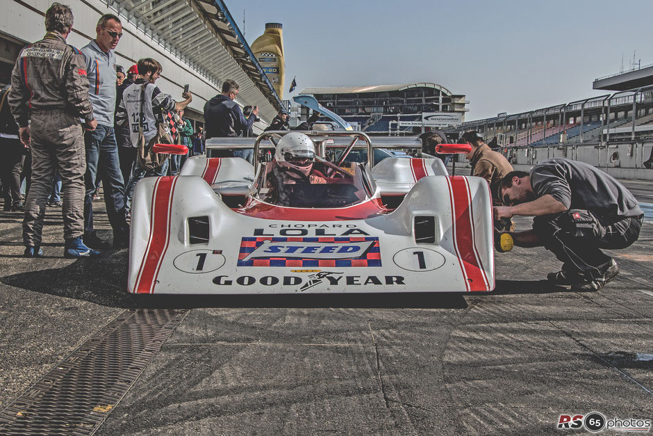 Lola T310 - Canadian American Challenge Cup