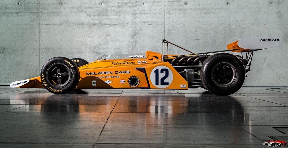 McLaren M16 - ROFGO Collection - Retro Classics Stuttgart 2020