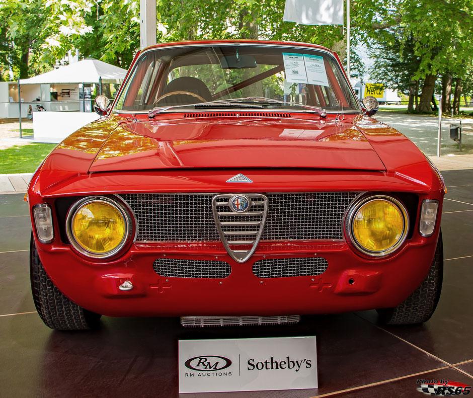 Alfa Romeo Giulia Sprint GTA by Bertone