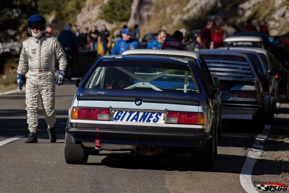 BMW 635 - Rossfeldrennen 2018