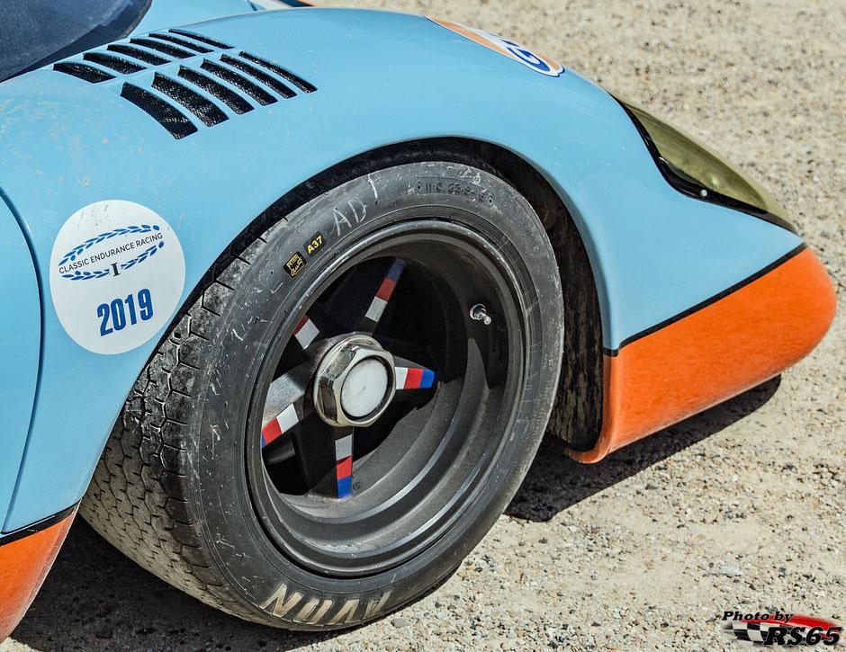 Porsche 917-008 / Chantilly Arts & Elegance Richard Mille 2019
