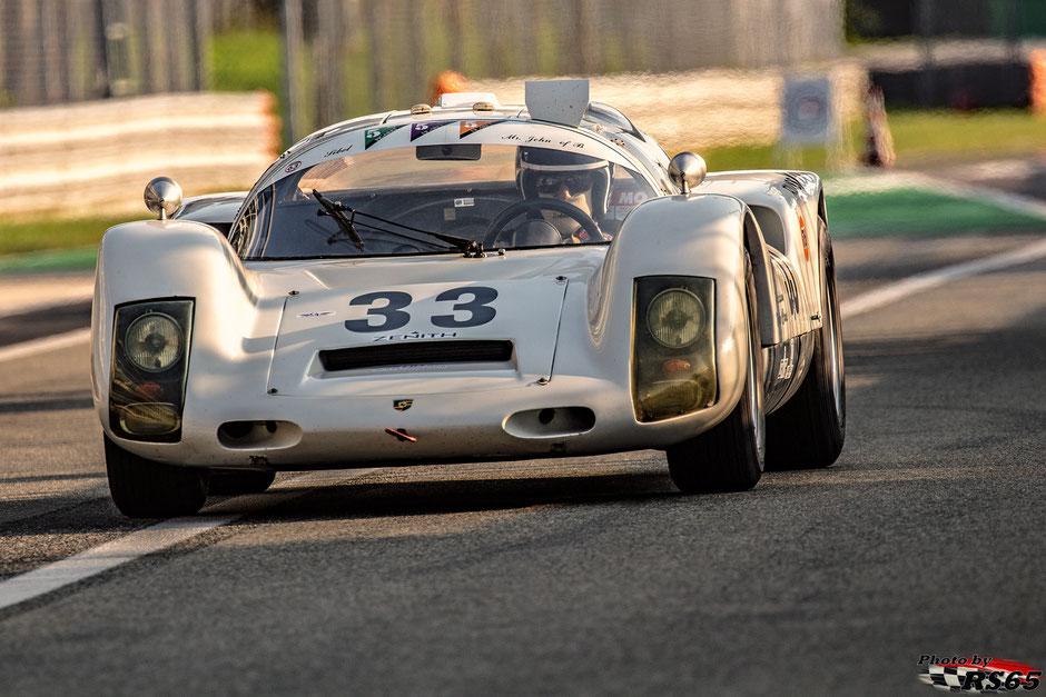Porsche 906 - The Greatest's Trophy - Monza Historic 2019