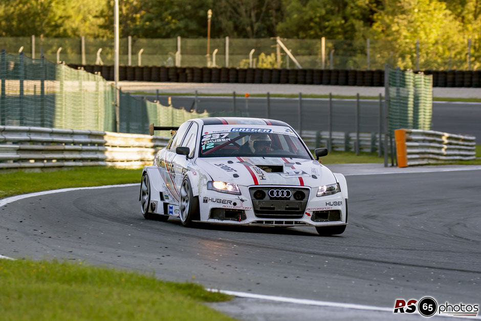 Audi A4 V8 - Hans Huber- Histo Cup - Bosch Race - Salzburgring 2021