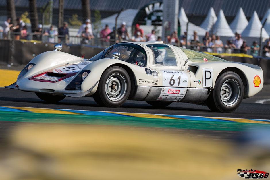 Porsche 906 Carrera 6 - Le Mans Classic 2018