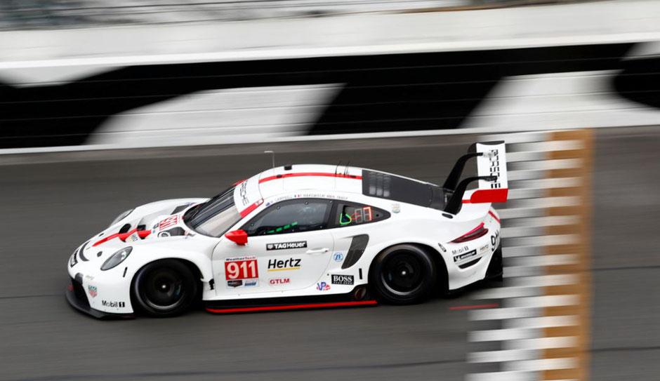 911 RSR - Daytona 2020