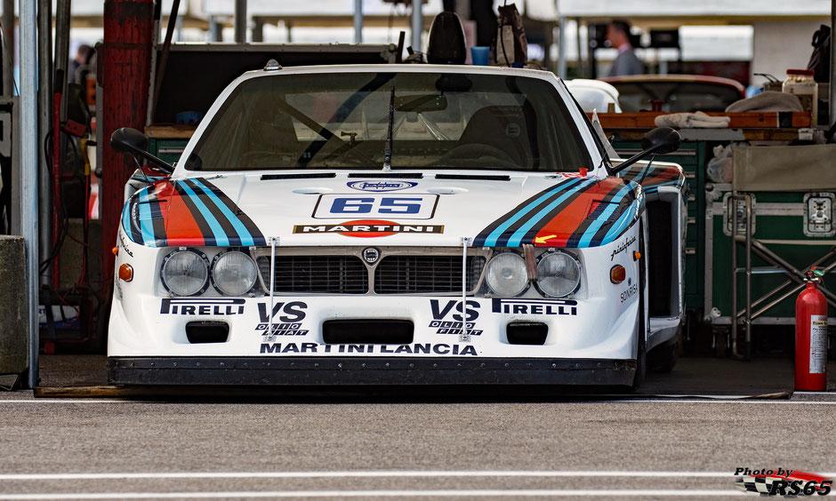 Lancia Beta Montecarlo Turbo - Monza Historic 2019 - Peter Auto