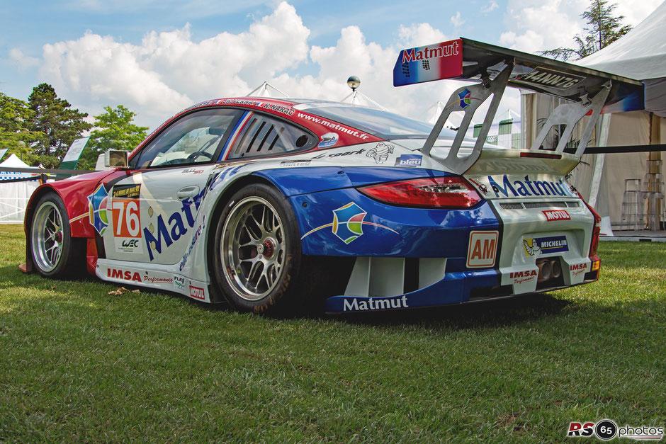 Porsche 911 GT3 RSR - Le Mans Classic 2018