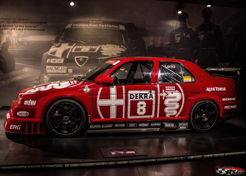 Alfa Romeo 155 V6 TI - Alfa Romeo Museum