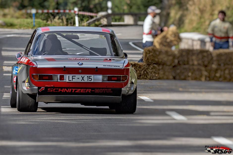 BMW Schnitzer 2800 CS - Rossfeldrennen 2018