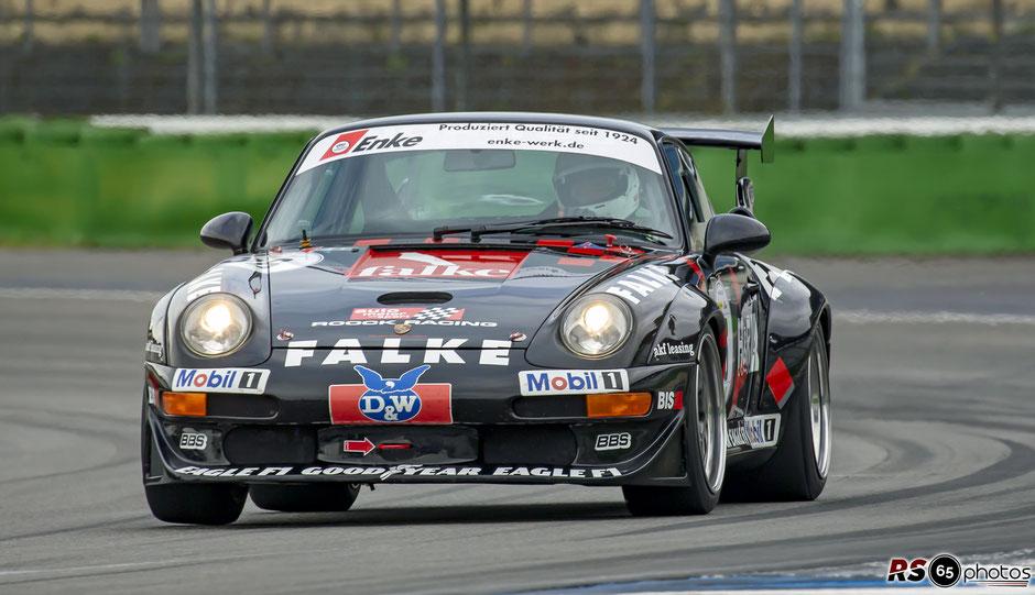 Porsche 993 GT2 - Uli Kainzinger -  FHR Spring Classic - Hockenheimring 2021
