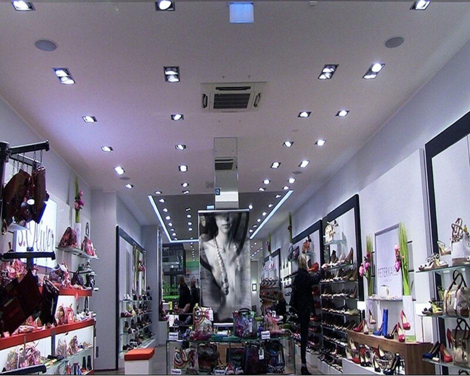 Shopbeleuchtung www.Leuchten-Profi24.de