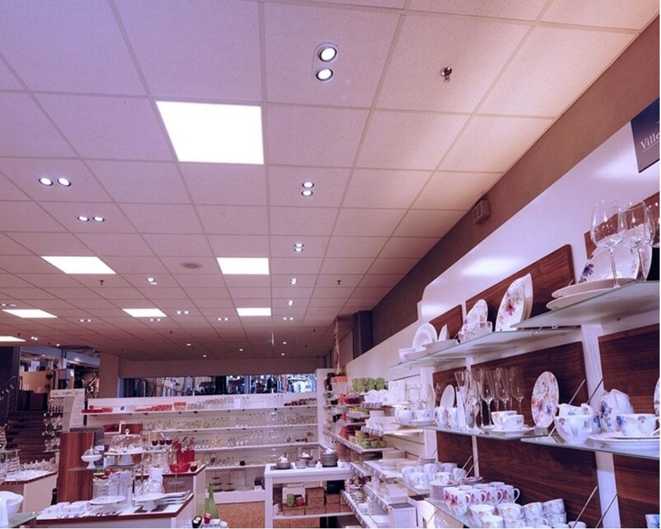 Shopdeckenleuchten www.leuchten-profi24.de