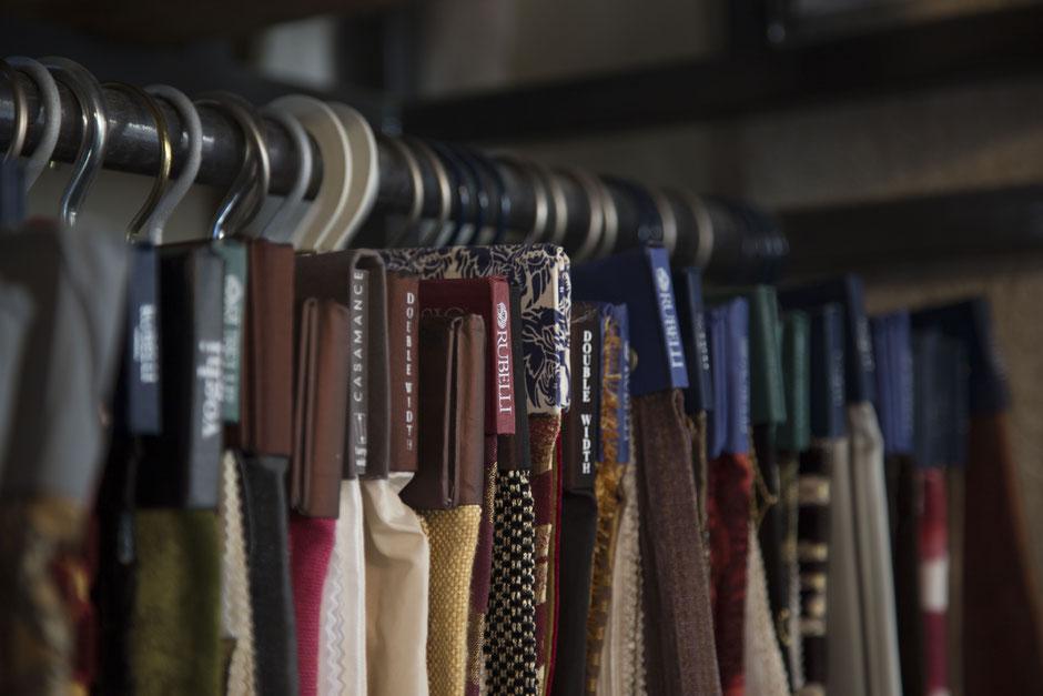 Vorhang-Stoffe edler Kollektionen