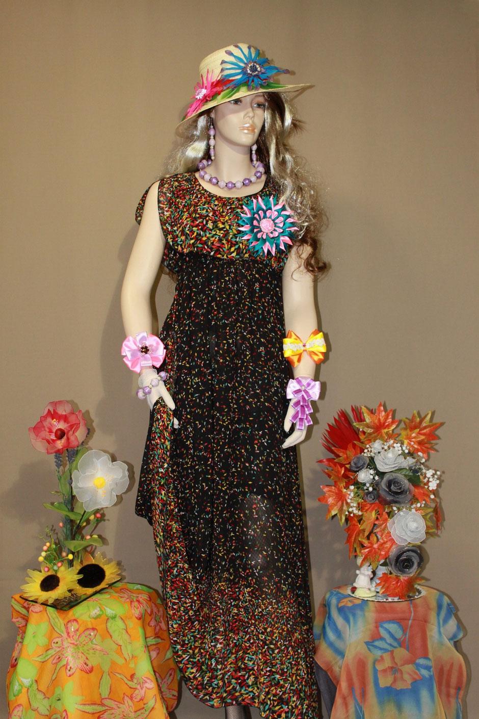 Baptême,communion,mariage,cérémonie,flower,fleur,thème,conception,art,artiste,idée cadeau,mode,femme,enfant,accessoire