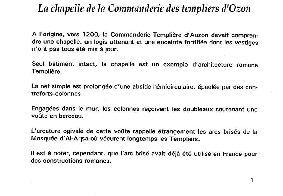 conférence vieilles maisons françaises Bernard Busseau p1
