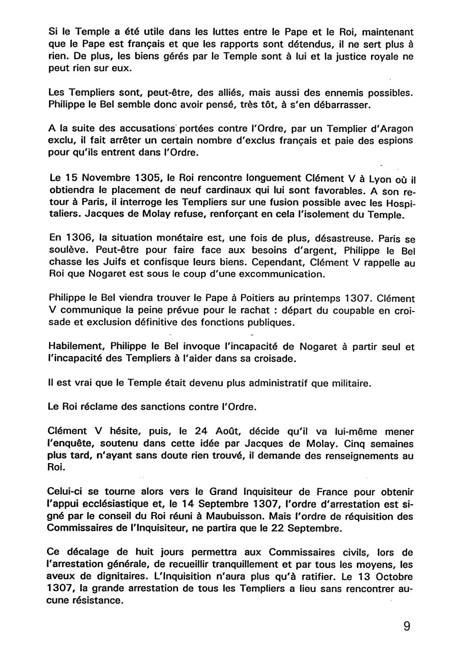 conférence vieilles maisons françaises Bernard Busseau p9