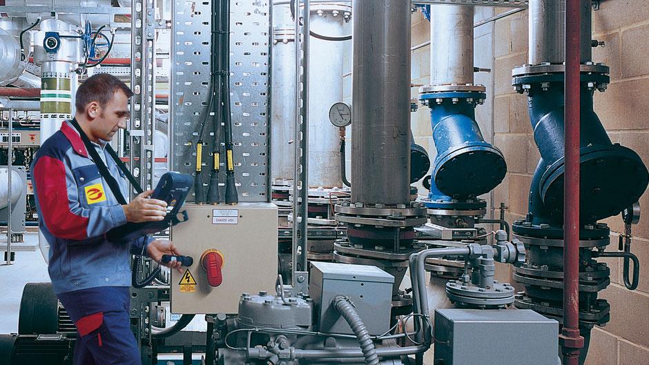 Elektrische Installationen von Licht- und Kraftanlagen
