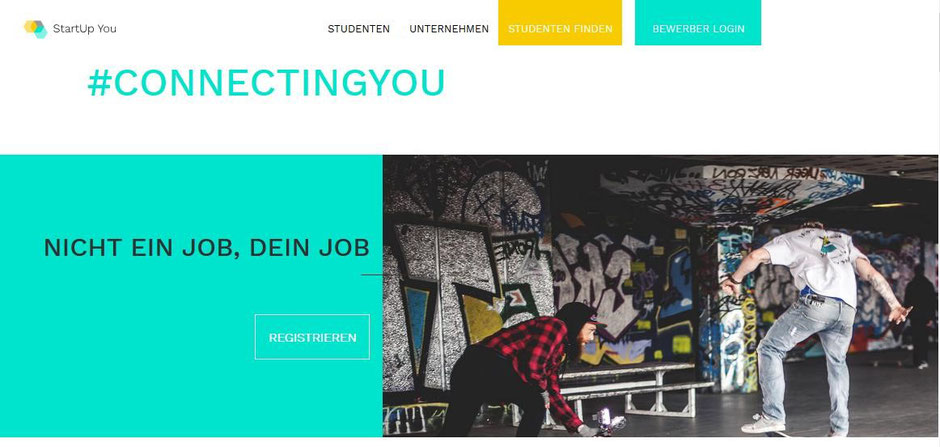 Startseite Startup You