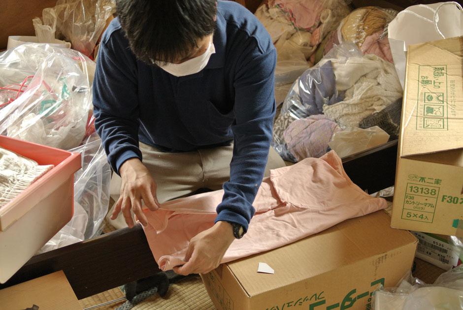 地域の住民さんや 地元企業の方々から お聞きします CNS株式会社 千葉・茨城エリアの 皆さまに寄り添う 遺品整理と 実家の整理・管理