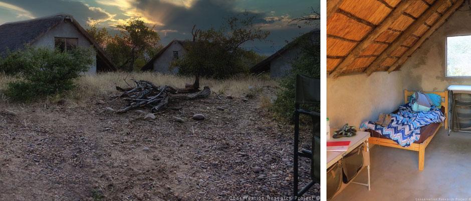 Accommodatie bij project in Zuid-Afrika