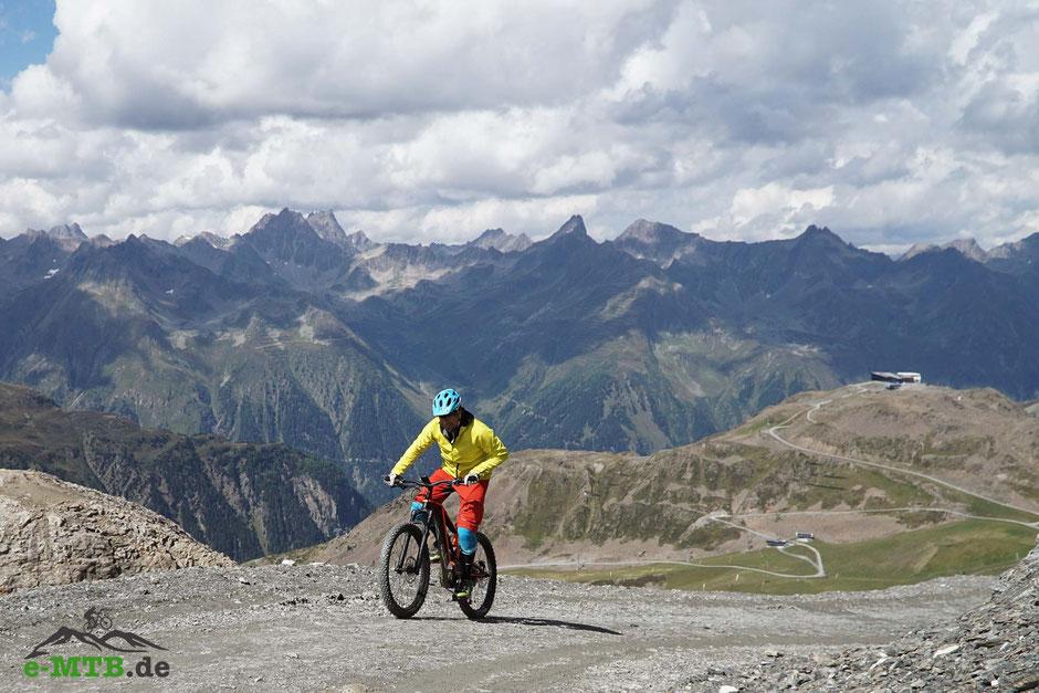 Die Brose e-Mountainbike Motoren in u.a. den e-MTBs von Hercules und BH Bikes