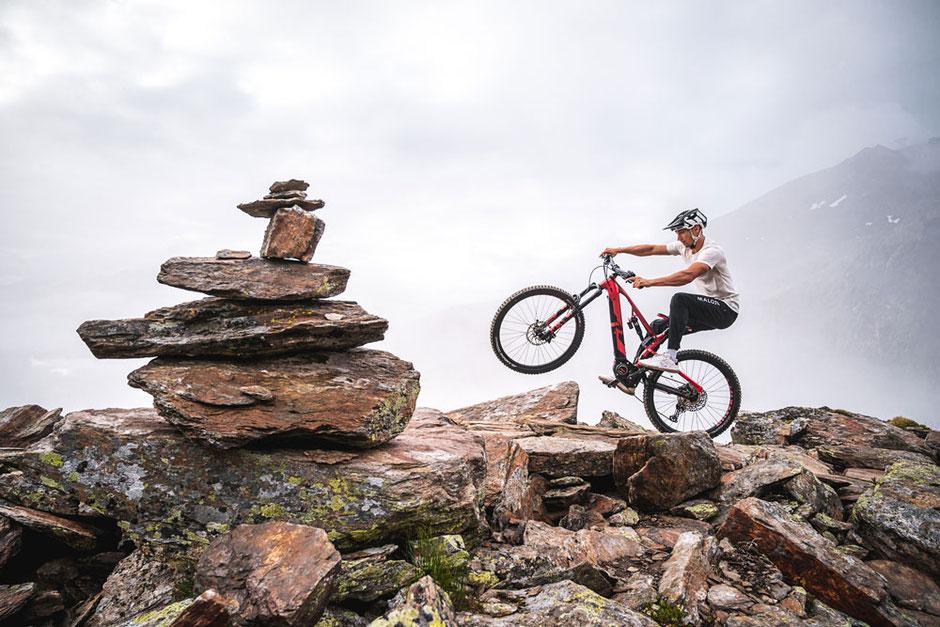 Fully und Hardtail e-Mountainbikes von R Raymon 2019 in der Übersicht