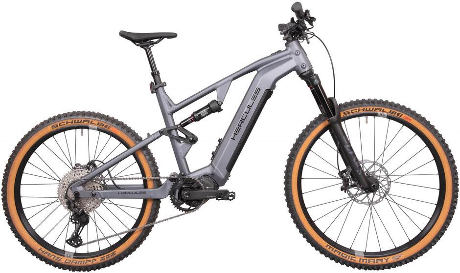 Hercules NOS FS 2.1 e-Mountainbike