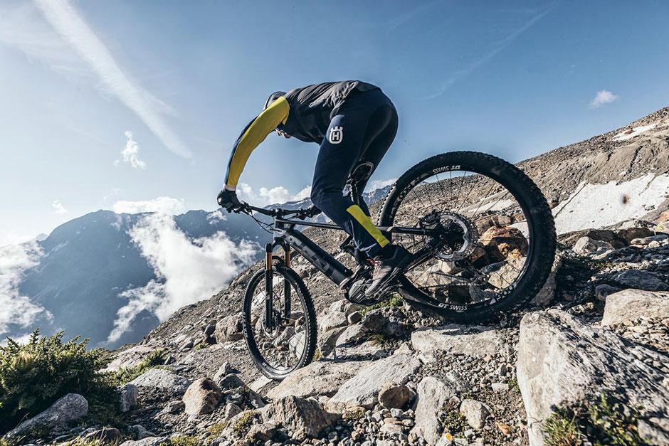 Husqvarna e-Mountainbikes 2019