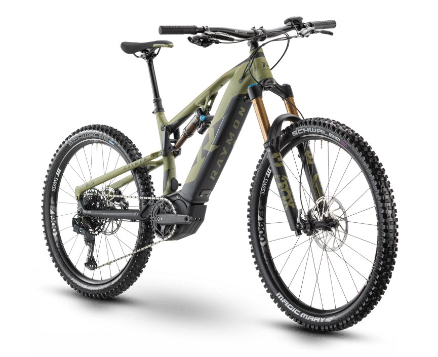 R Raymon E-Seven TrailRay LTD 1.0 2020