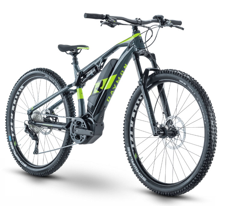R Raymon E-Nine TrailRay 8.0