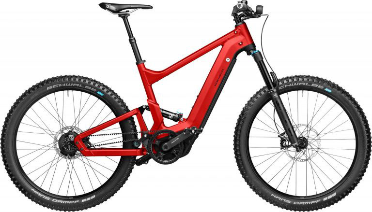 Riese & Müller Delite Mountain Rohloff 2020